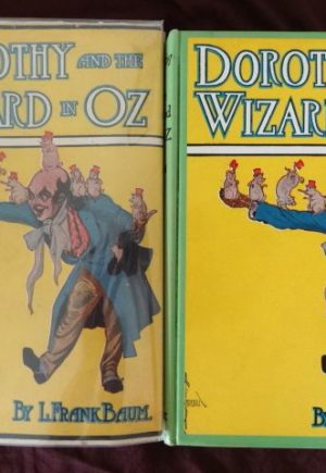 Dorothy Wizard in Oz Book Copp Clark