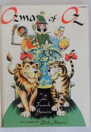 Ozma of Oz Dick Martin 1961