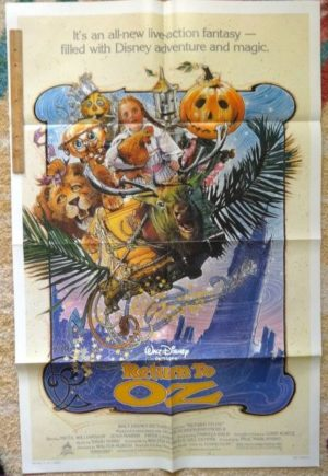 Return to Oz One Sheet Poster