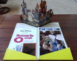 Return to Oz UK British Press Kit