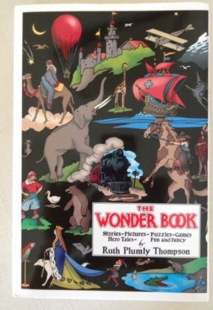 Wonder Book Ruth Plumly