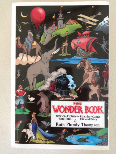Sale: The Wonder Book by Oz Author Ruth Plumly Thompson 2006 Oz Club HC/DJ