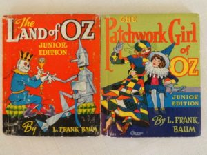 Land of oz junior edition book