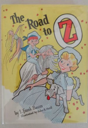 Road to Oz Roycraft Book
