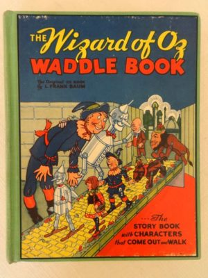 Wizard of Oz Waddle Book 1st edition