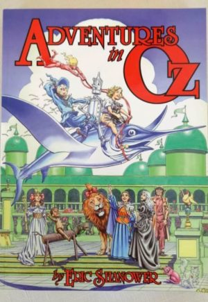 Adventures in Oz 1st edition wizard of oz