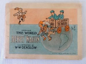Around the world in a berry wagon denslow