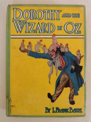 Dorothy and the Wizard in Oz Copp Clark
