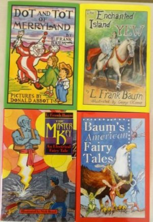 Books of Wonder L Frank Baum Limited Edition