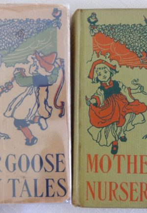 Mother goose nursery tales john r neill book