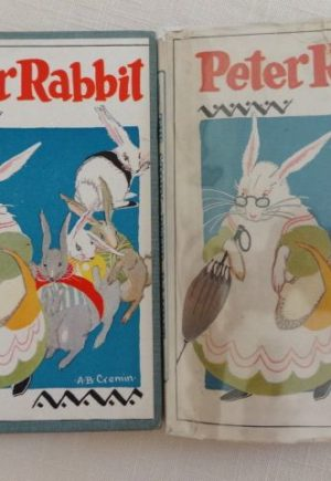 Story of Peter Rabbit Neill Dust Jacket