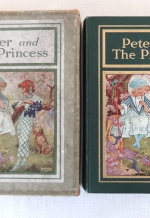 Peter and the princess in box