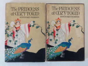 Princess Cozytown in Box Ruth Plumly Thompson Book