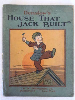 Denslows house that jack built book 1st edition