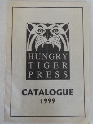 Hungry Tiger Press Catalog