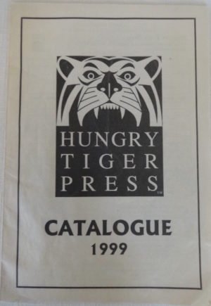 Hungry Tiger Press Catalog