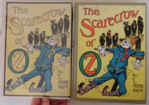 Scarerow of Oz Book in Dust Jacket