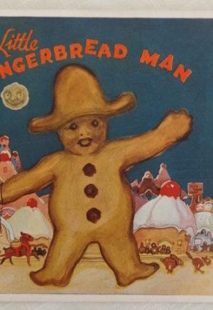 Little Gingerbread Man Ruth Plumly Thompsonn