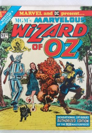 Marvel Wizard of Oz Comic Book 1975