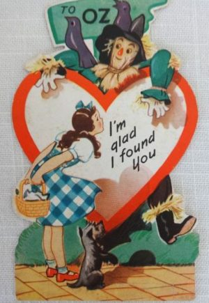 Wizard of Oz Valentine