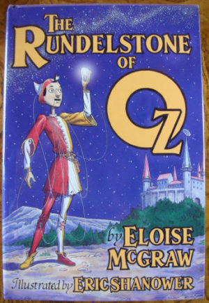 Rundelstone of Oz Signed Book