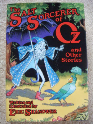 Salt Sorcerer of Oz Book Signed 1st Edition