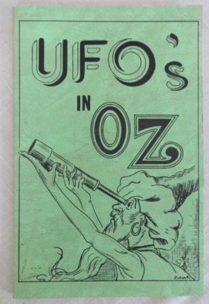 UFOs in Oz Wizard of Oz book
