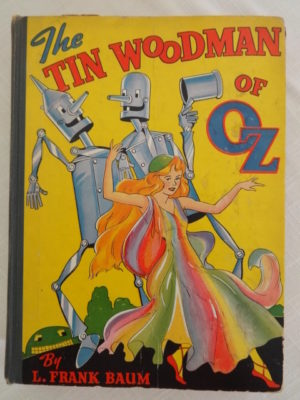 TIn Woodman of Oz Popular Edition Book