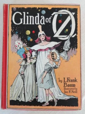 Glinda of Oz Book Wizard of Oz