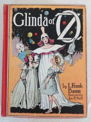 Glinda of Oz Book Wizard of Oz