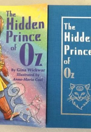 Hidden Prince of Oz Signed Book