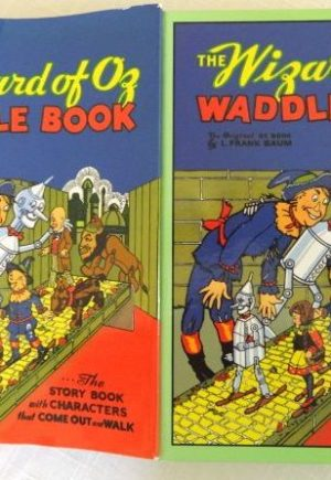 Wizard of Oz Waddle Book