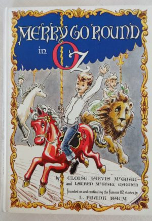 Merry Go Round in Oz Book 1st edition