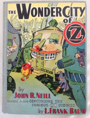 Wonder City of Oz Book Neill