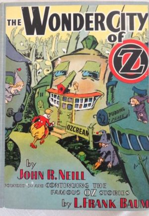 Wonder City of Oz Book Neill