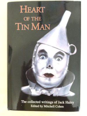 Heart of the tin man book, jack haley