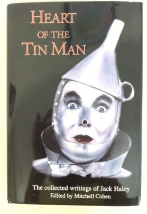 Heart of the tin man book, jack haley