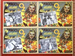 Il Mago de Oz Lobby Cards 1939 Movie