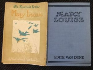Mary louise book in dust jacket l frank baum