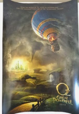 Oz Great and Powerful Poster Disney