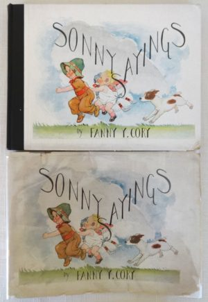 Sonny Sayings BOok Fanny Cory