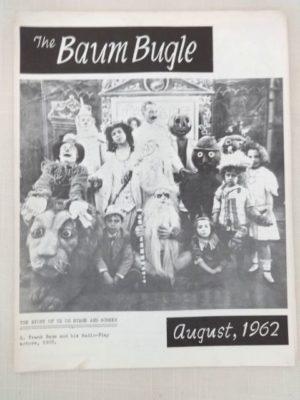 Baum Bugle August 1962