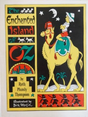 Enchanted Island of Oz Book 1st edition
