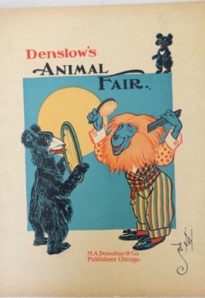 denslow's Animal Fair BOok