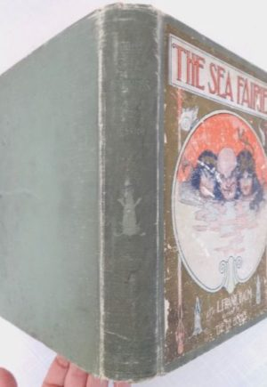 Sea Fairies Book 1st edition l frank baum