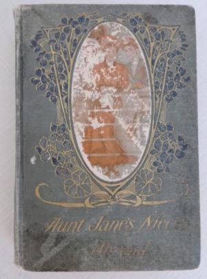 Aunt Jane's Nieces Abroad 1st edition book l frank baum