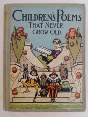 Childrens Poems that never grow old book