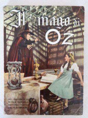 Il Mago di Oz book MGM Movie