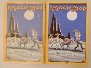 Magic Map Book DIck Martin 1964 1st edition