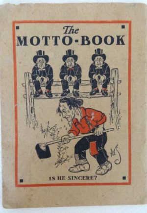 Motto Book Roycroft w w denslow